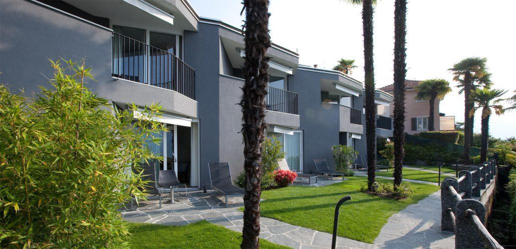 Camera di design casa giardino doppia hotel stella for Design giardino casa